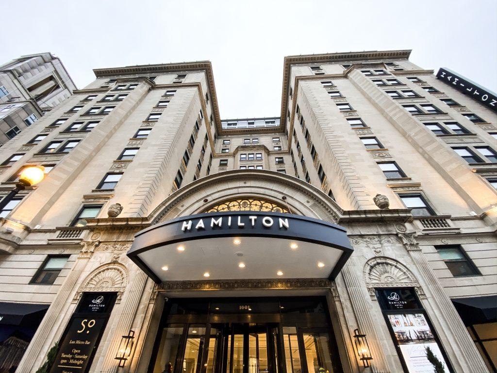 DC Hamilton Hotel