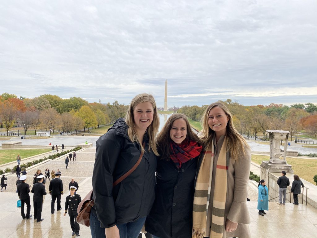 Washington DC Girls Trip