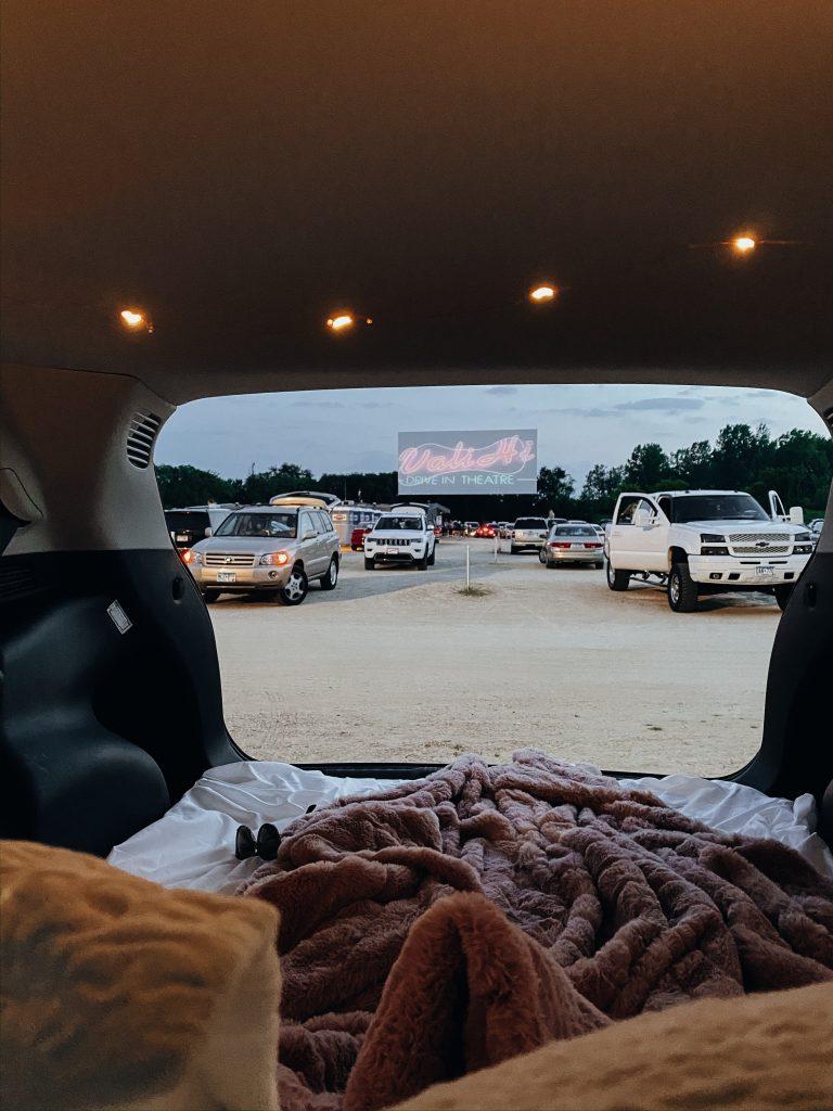Cute Drive-In Movie