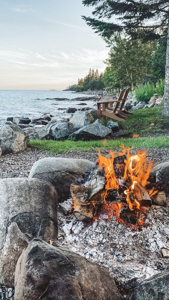 Larsmont CottagesHotel Resort near Duluth MN North Shore
