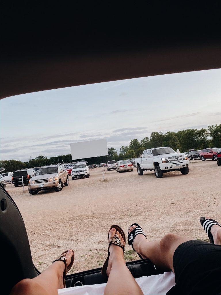 Vali-Hi Drive-In Lake Elmo Summer 2020