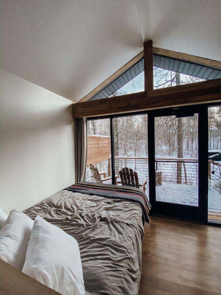 cuyuna cove winter getaway