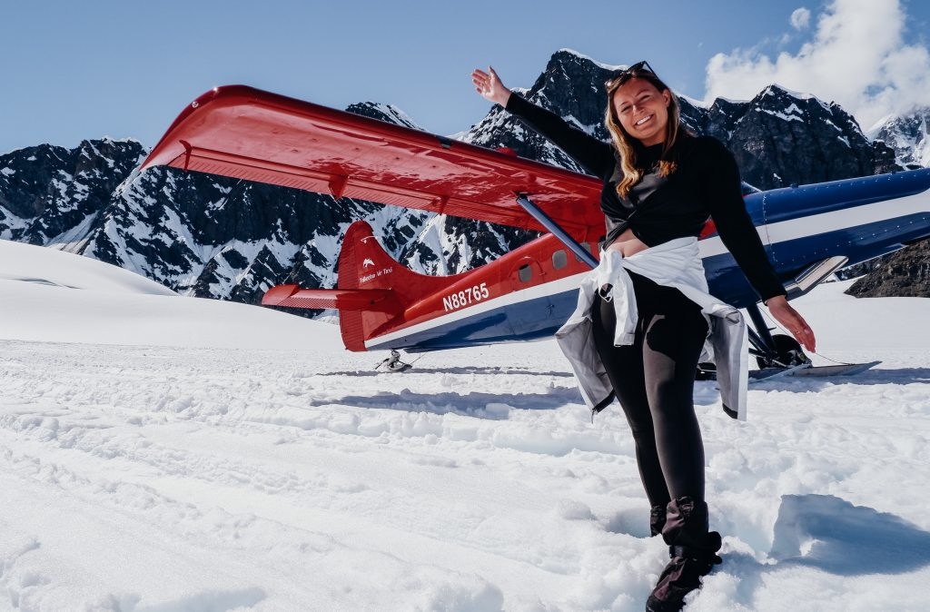 talkeetna air denali flight tour